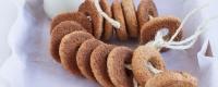 Biscotti Vegani con Farina di Canapa