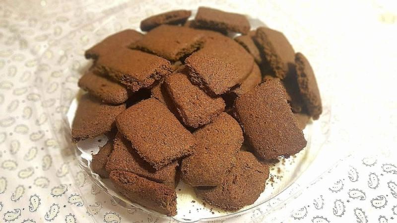 Biscotto alla Farina di Canapa (30%) e Riso (70%)