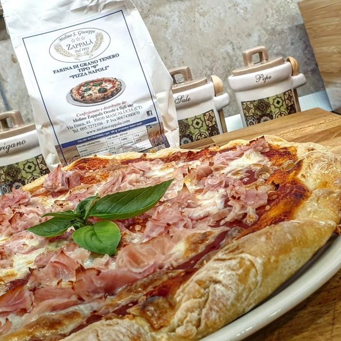 Pizza Fragrante