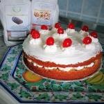 """Torta """"Delizia d'Inverno"""""""